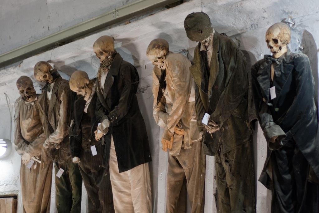 Музей пыток. Мальта
