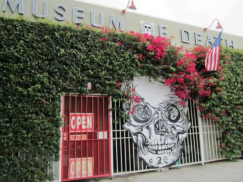Музей Смерти в Лос-Анджелесе  (Museum of Death- Los Angeles),  штат Калифорния, США