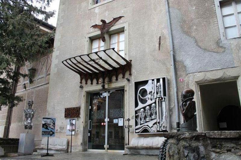 Музей Гигера В H.R.
