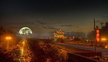 Xi'an, China. 7