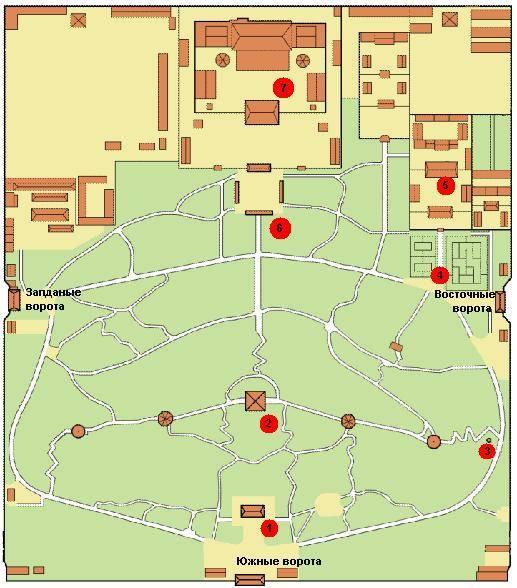 37. Jingshan Map