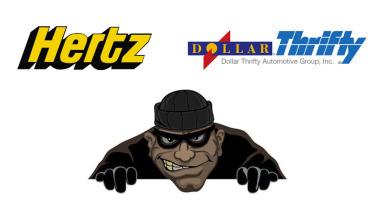 Hertz Dollar Thrifty