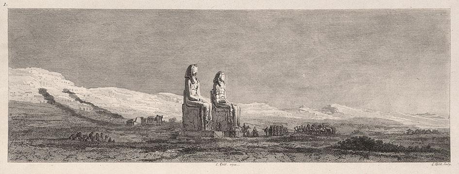 The Colossi Of Memnon 19