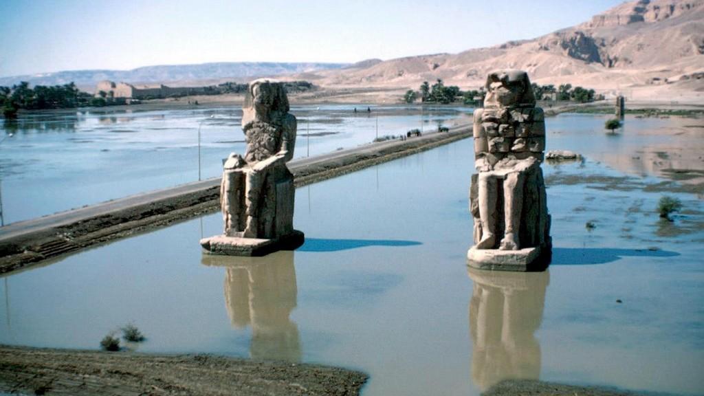 The Colossi Of Memnon 4
