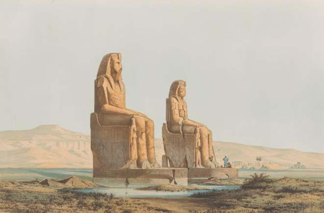 The Colossi Of Memnon 7