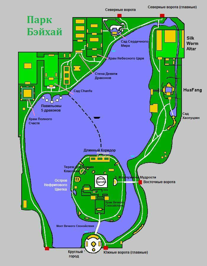 38. Beihai Map