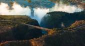 Прыжок в водопад Виктория