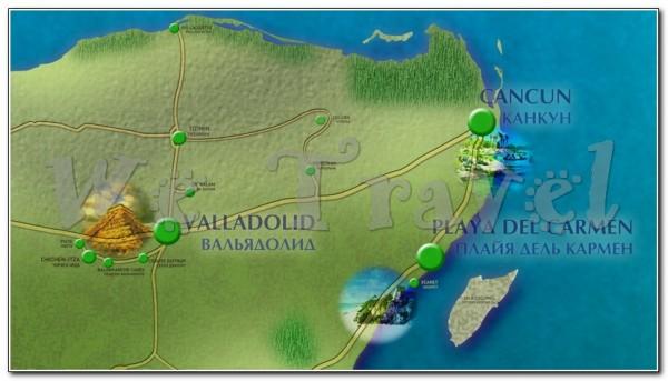 Map-Ukatan-Xcaret