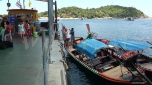 Transfer Air Asia Koh Lipe Bangkok longtail