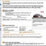 Booking Cars Buenos Aires Expedia 06. 07. 2013 001d