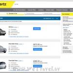 Booking Cars Buenos Aires hertz.com 06. 07. 2013 001a