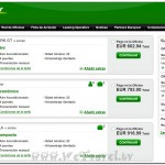 Booking Cars Santiago Europcar Chile 13. 07. 2013 001a