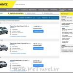 Booking Cars Santiago hertz.com 06. 07. 2013 001a