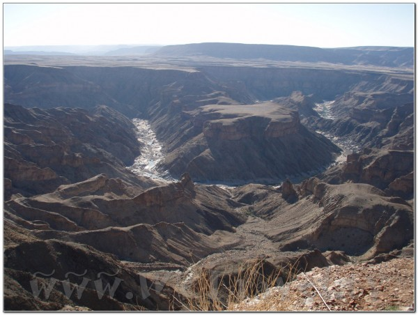 Fish River Canyon Namibia