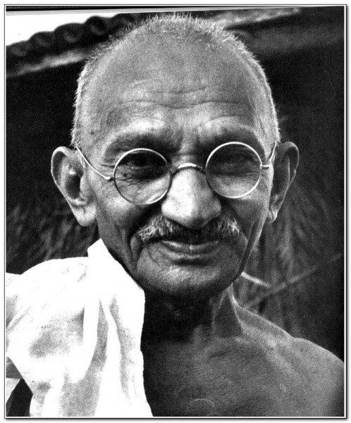 Mahatma Gandhi photo