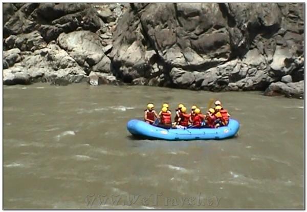Rafting Swaziland 2