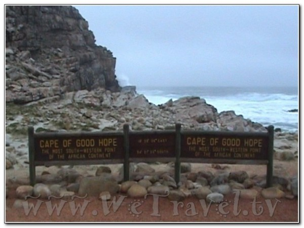 Republic of South Africa Cape of Good Hope 010