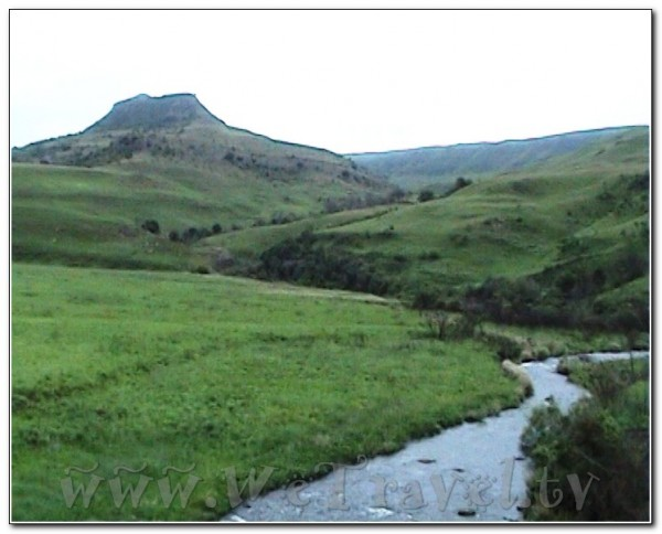 Republic of South Africa Drakensberg 001