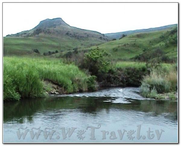Republic of South Africa Drakensberg 006