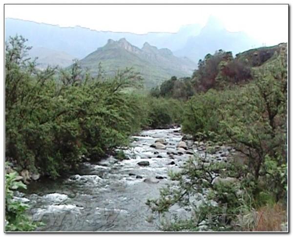 Republic of South Africa Drakensberg 013