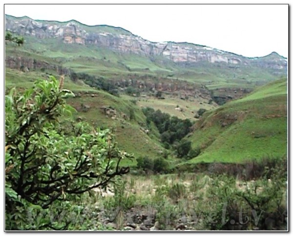Republic of South Africa Drakensberg 014