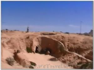 Tunisia Berber Troglodyte 001