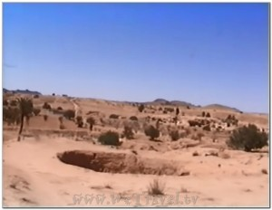Tunisia Berber Troglodyte 002