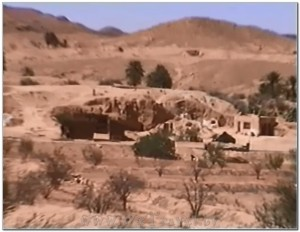 Tunisia Berber Troglodyte 003