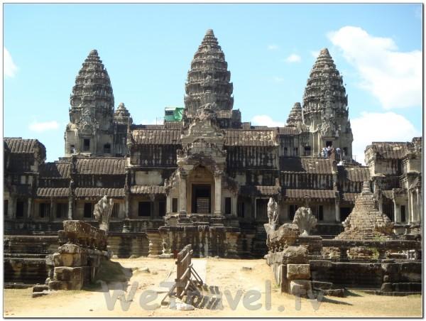 Cambodia. Angkor 013