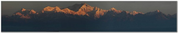 Incredible India. 001 c. Kangchenjunga 01