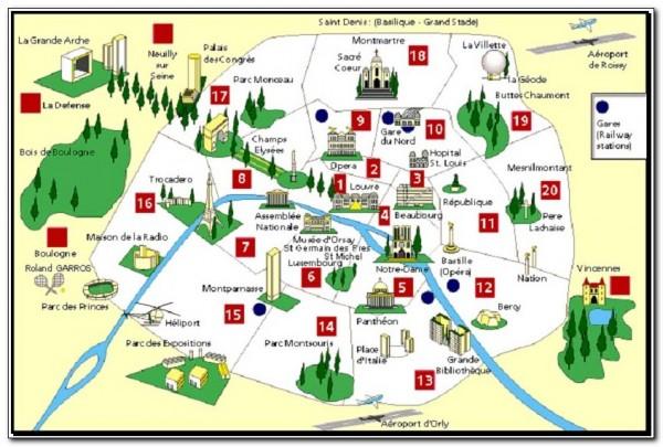 Paris map 02