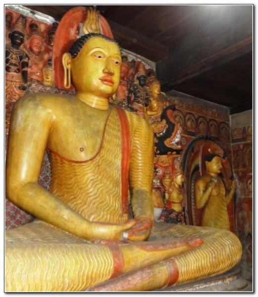 Sri Lanka. Ridi Vihara 006