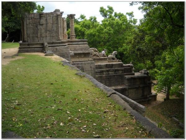 Sri Lanka. Yapahuwa 004