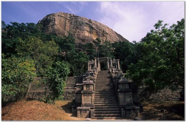 Sri Lanka. Yapahuwa 005