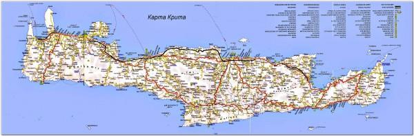 Crete map 005