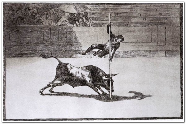 Goya_Tauromachia
