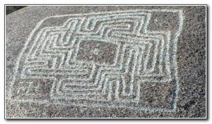 Labirint 02 Maze Stone