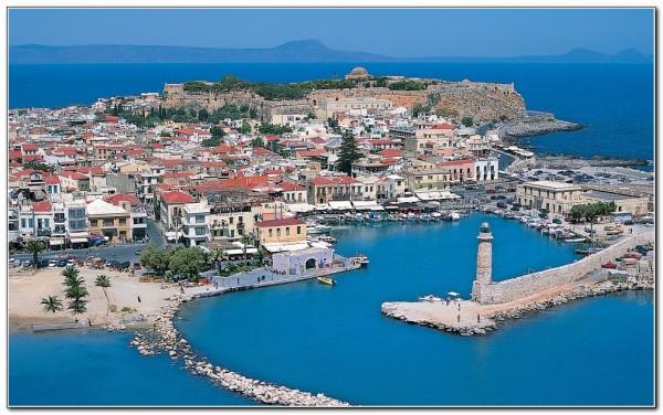 Rethymno. Crete