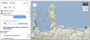 Route Crete Santorini 003