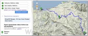 Route Crete Santorini 020