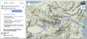 Route Crete Santorini 036