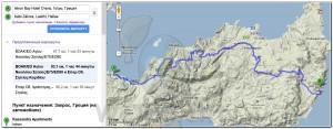 Route Crete Santorini 045