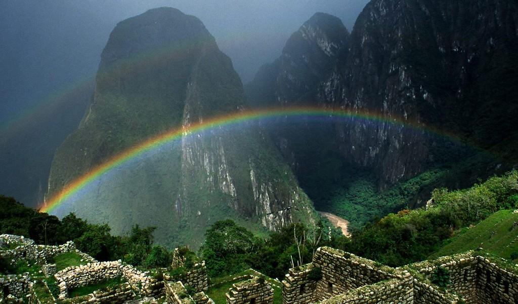 Большой Обман «древнего» Мачу-Пикчу