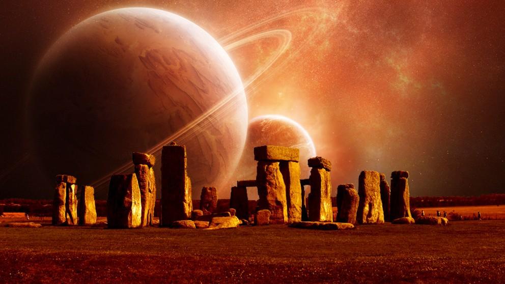 Большой Обман «древнего» Стоунхенджа