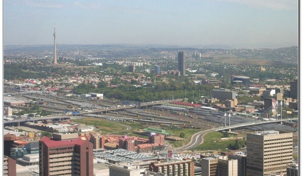 Republic of South Africa Johannesburg 007