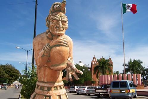 Ticul, Ruta Puuk, Yucatán, Mexico 6