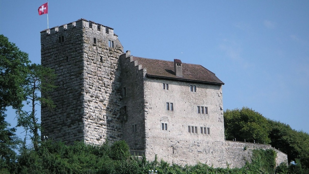 Schloss Habsburg 2