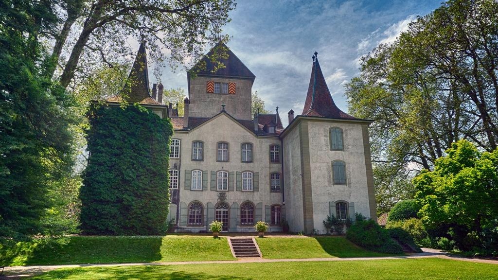 Castle Jegenstorf