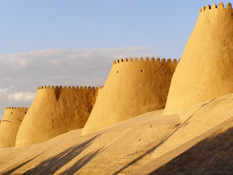 The Kyzylkum Desert 1