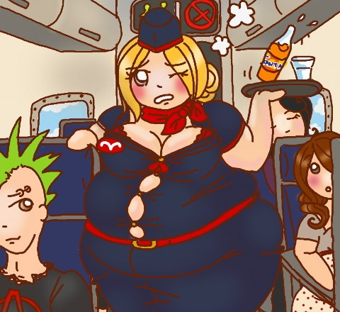 stewardess 1